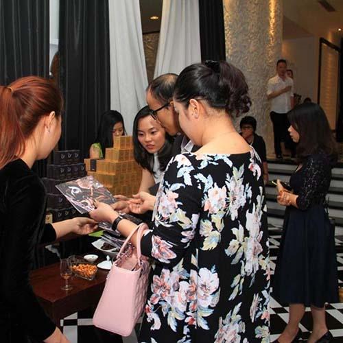 Đại diện công ty Yến Đảo Việt Nam tham dự sự kiện CEO Night lần thứ 9