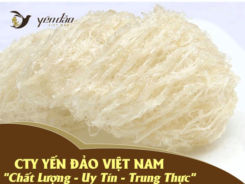 Nhờ yến đảo Việt Nam, con tôi tăng cân, hết ốm vặt trông thấy