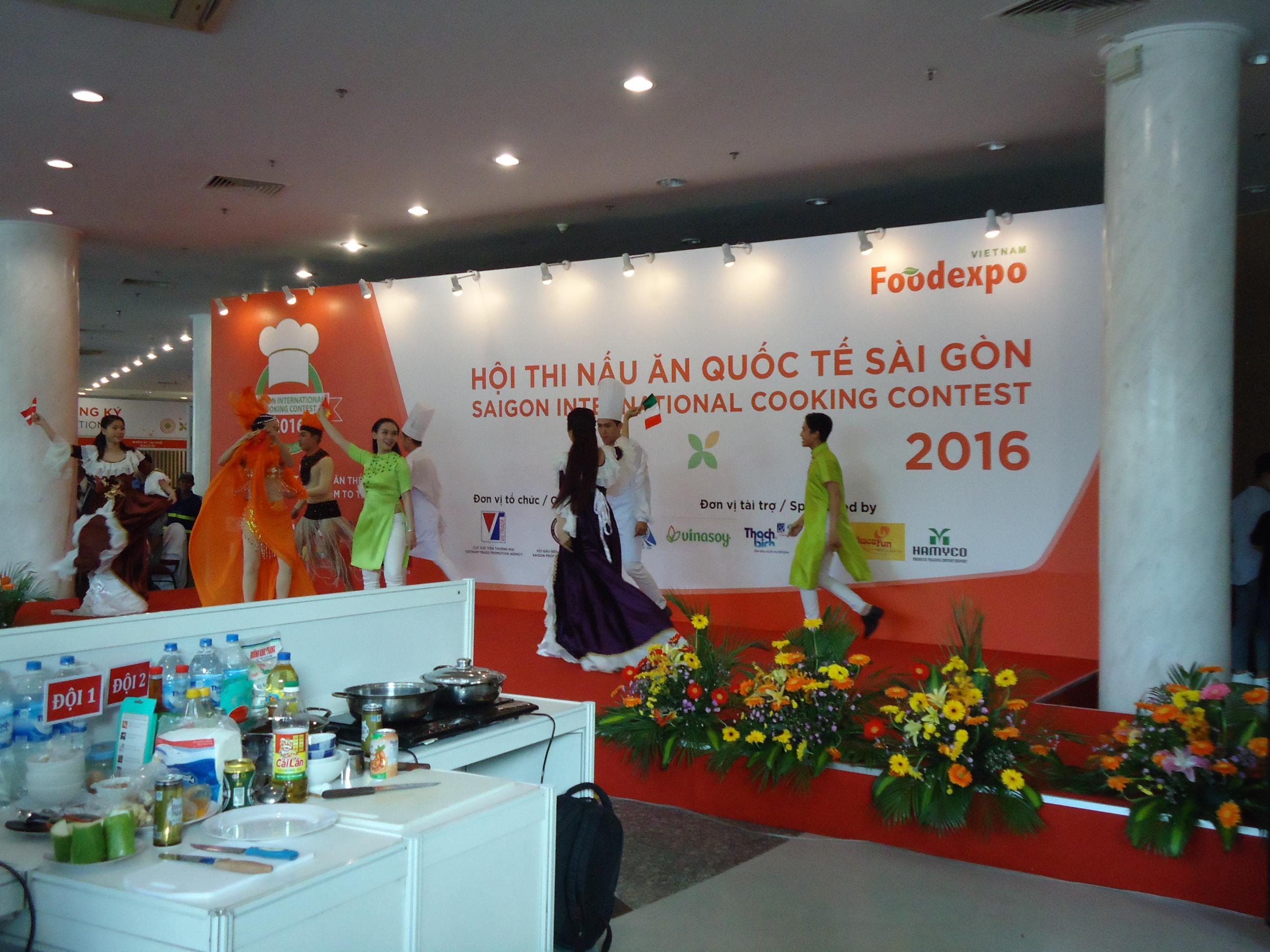 Yến Đảo Việt Nam mua bán chế biến tổ chim yến triển lãm quốc tế công nghiệp thực phẩm.